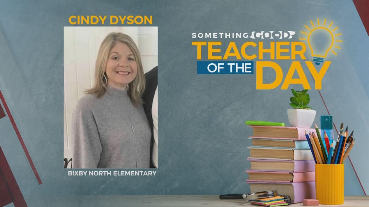 Teacher Of The Day: Cindy Dyson