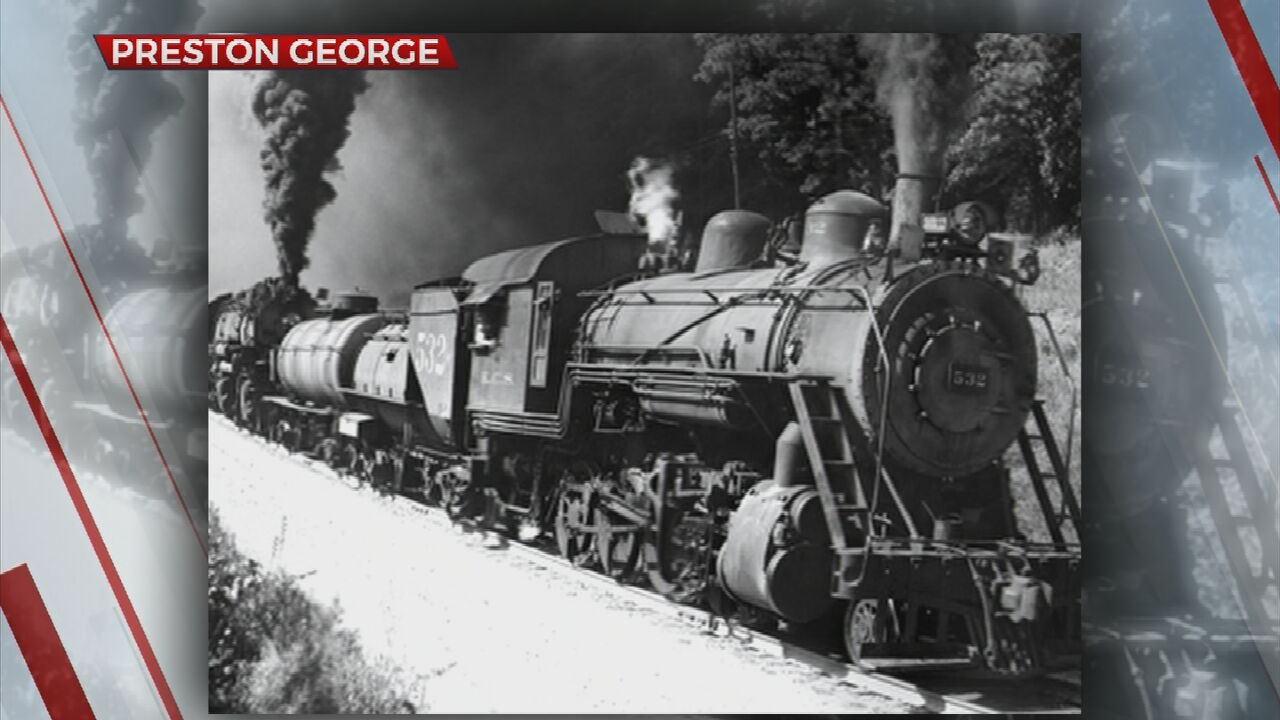 Pawnee Bill Ranch & Museum To Host Exhibit Featuring Railroad Photographs Of Preston George