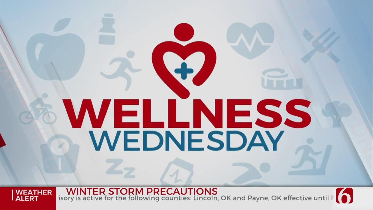 Wellness Wednesday: New Year's Resolutions