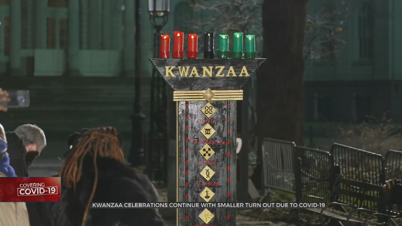 Kwanza Celebrations Expected To Be Smaller This Year, But Still Meaningful For Those Who Celebrate