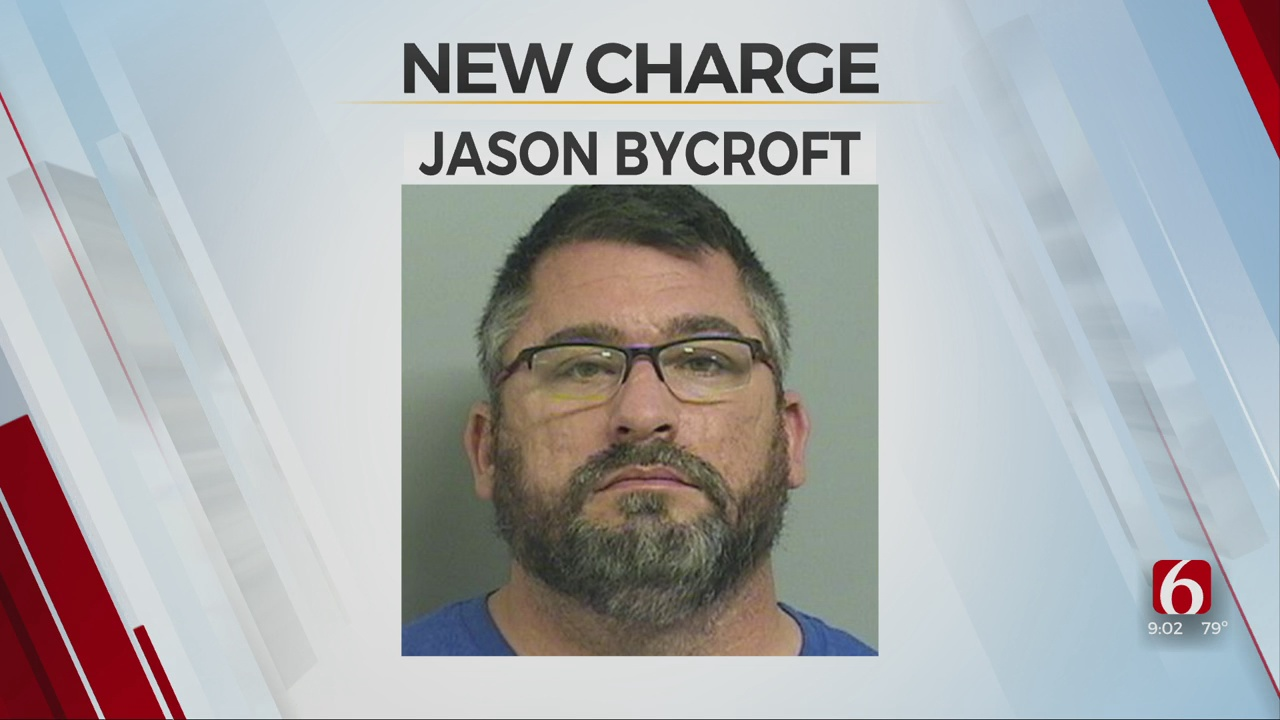 New Charge Filed Against Broken Arrow Man Already Facing Several Sex Crime Charges