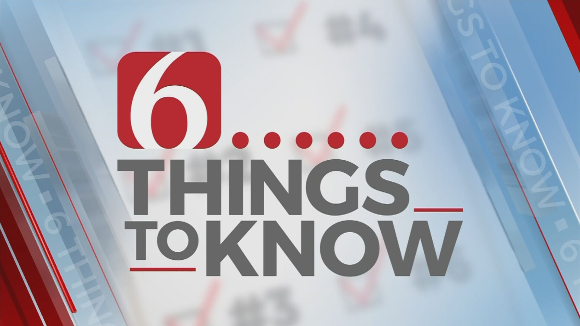 6 Things To Know (Jan 6): Washington, Tulsans Prepare For Election Certification