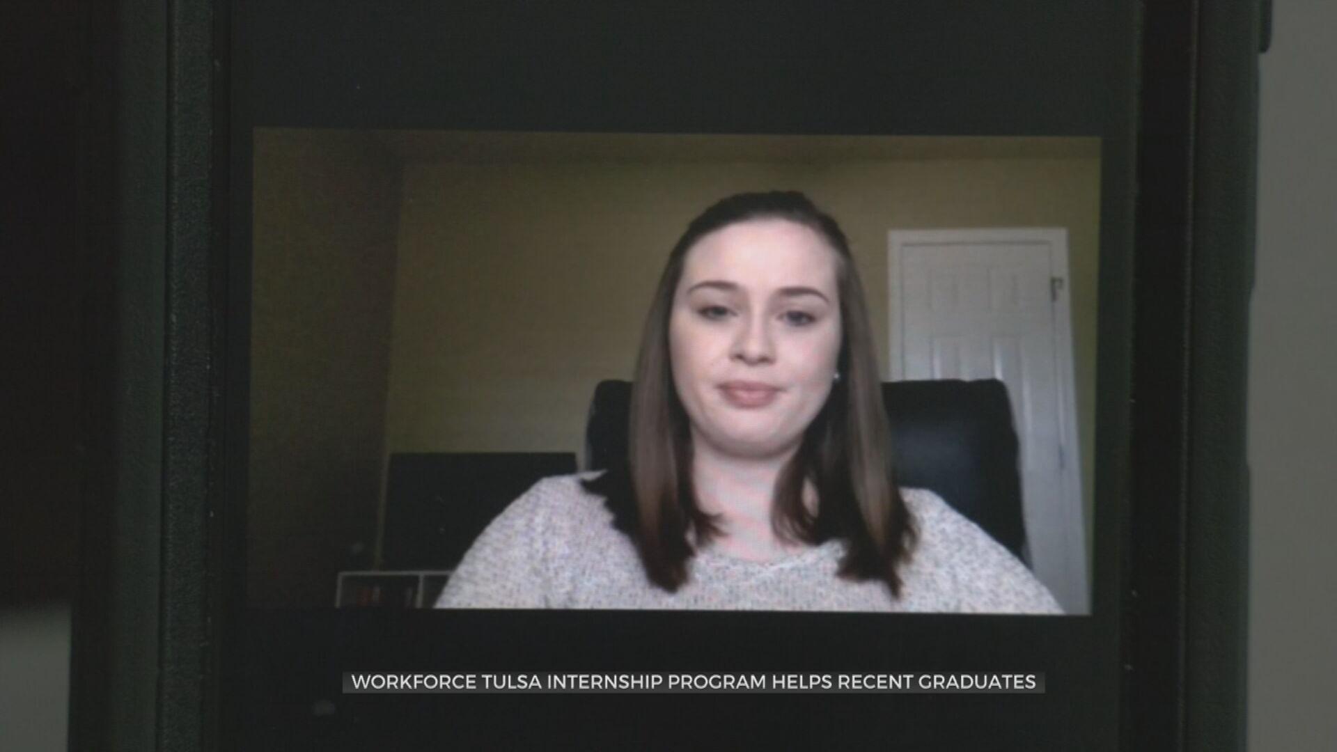 Workforce Tulsa Internship Program Helps Recent Graduates Find Jobs