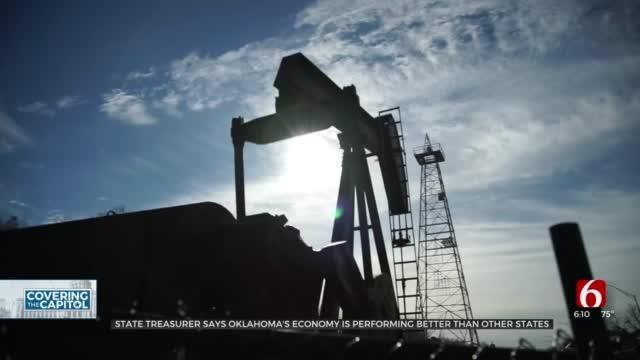 Oklahoma Energy Taxes, Economic Optimism Reach 10-Year High