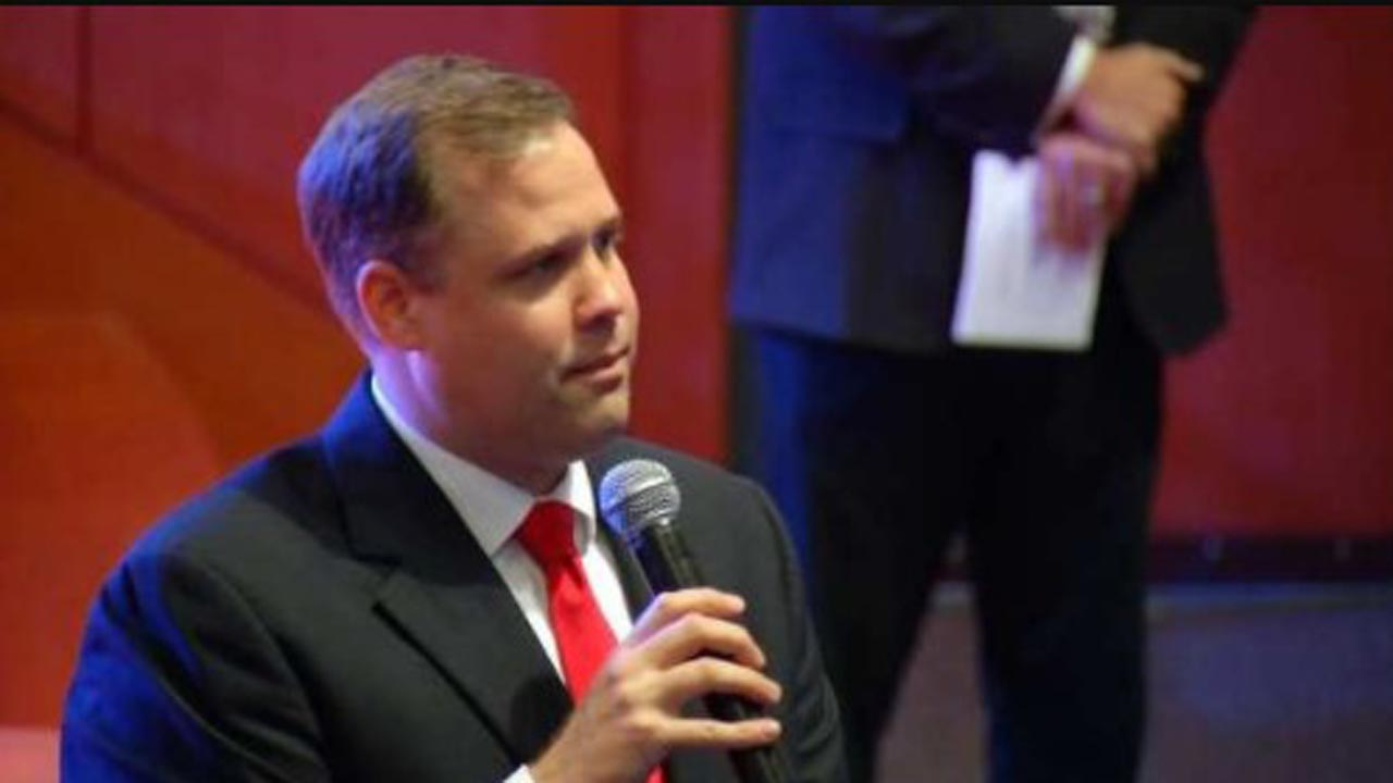 Oklahoma Native Jim Bridenstine Joins Private Sector Days After Resigning As NASA Administrator