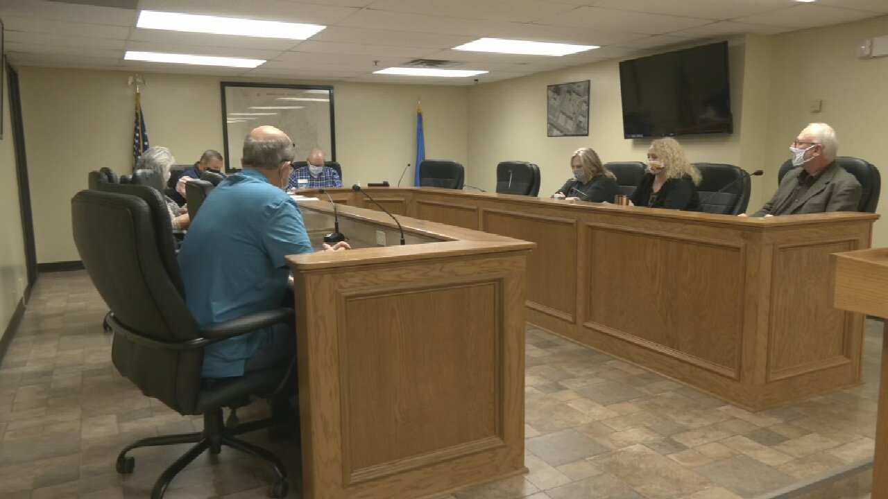 State Of Emergency, COVID-19 Advisory Go Into Effect In Muskogee County