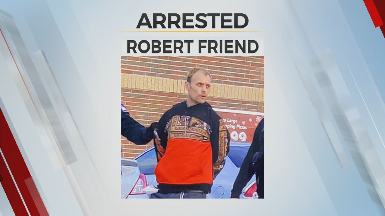 Verdigris Police Arrest Suspect Hit-And-Run Suspect After Overnight Search