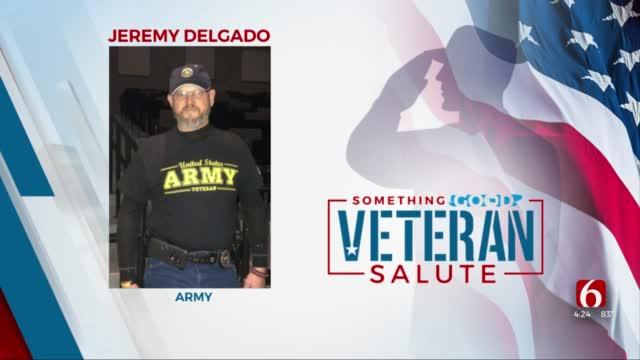 Veteran Of The Day: Jeremy Delgado
