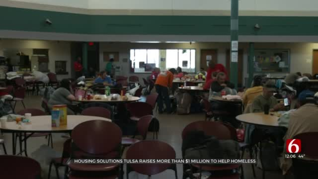 Tulsa Organization Raises Over $1M To Help Those Experiencing Homelessness