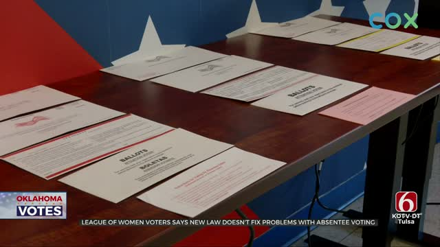 Oklahoma's New Absentee Ballot Guidelines Begin Friday