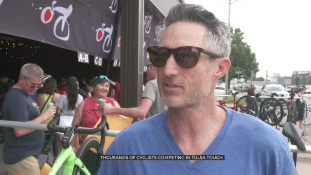 Racers Thrilled For Tulsa Tough's Return: 'Wouldn't Want To Miss It'