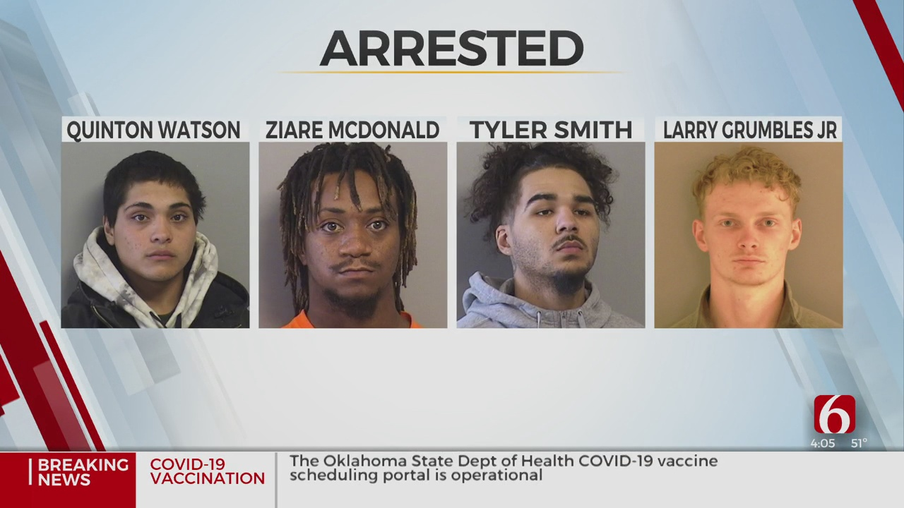 2 More Arrested In Connection To Broken Arrow Shooting