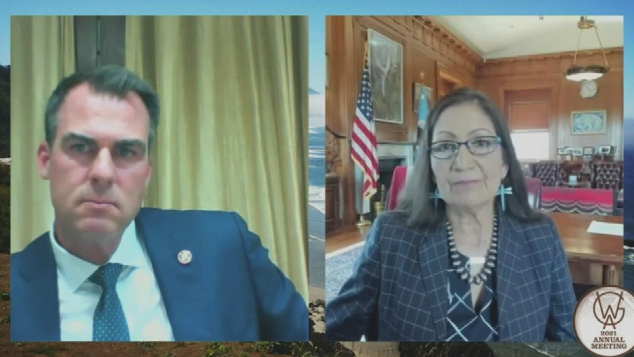 Governor Stitt Says State Might Sue Federal Government Over McGirt Jurisdiction Interpretation