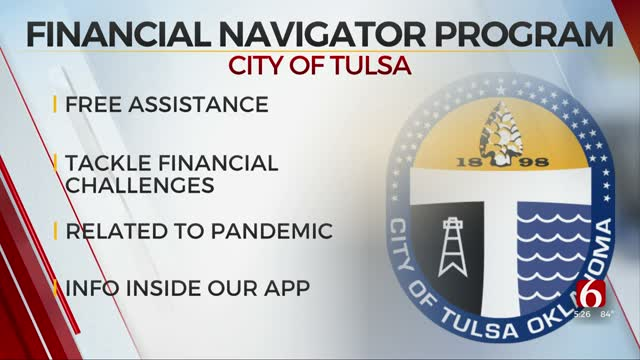 New Program To Help Tulsans With COVID-19 Financial Challenges