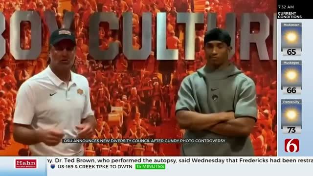OSU Creates Council for Diversity and Inclusion In Athletics Department