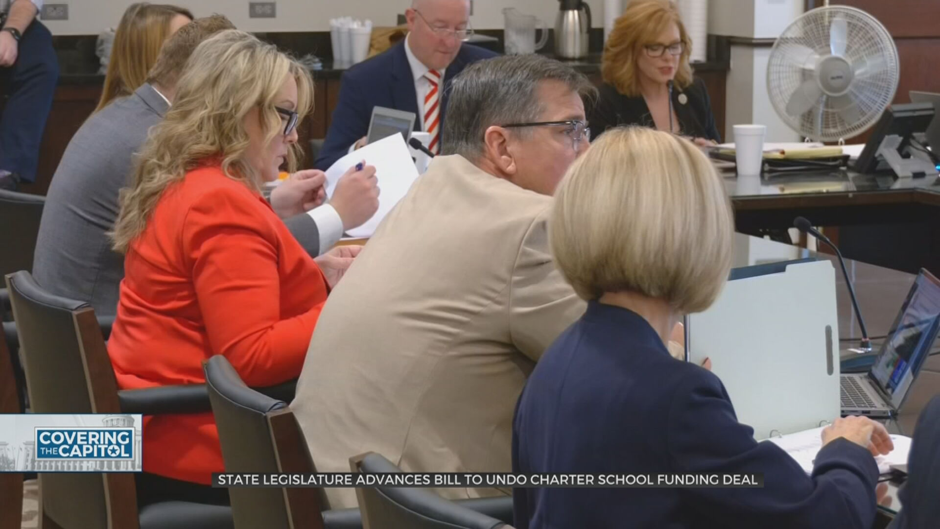 'No Charters Will Get Local Dollars': Bill Seeks To Reverse Charter School Settlement