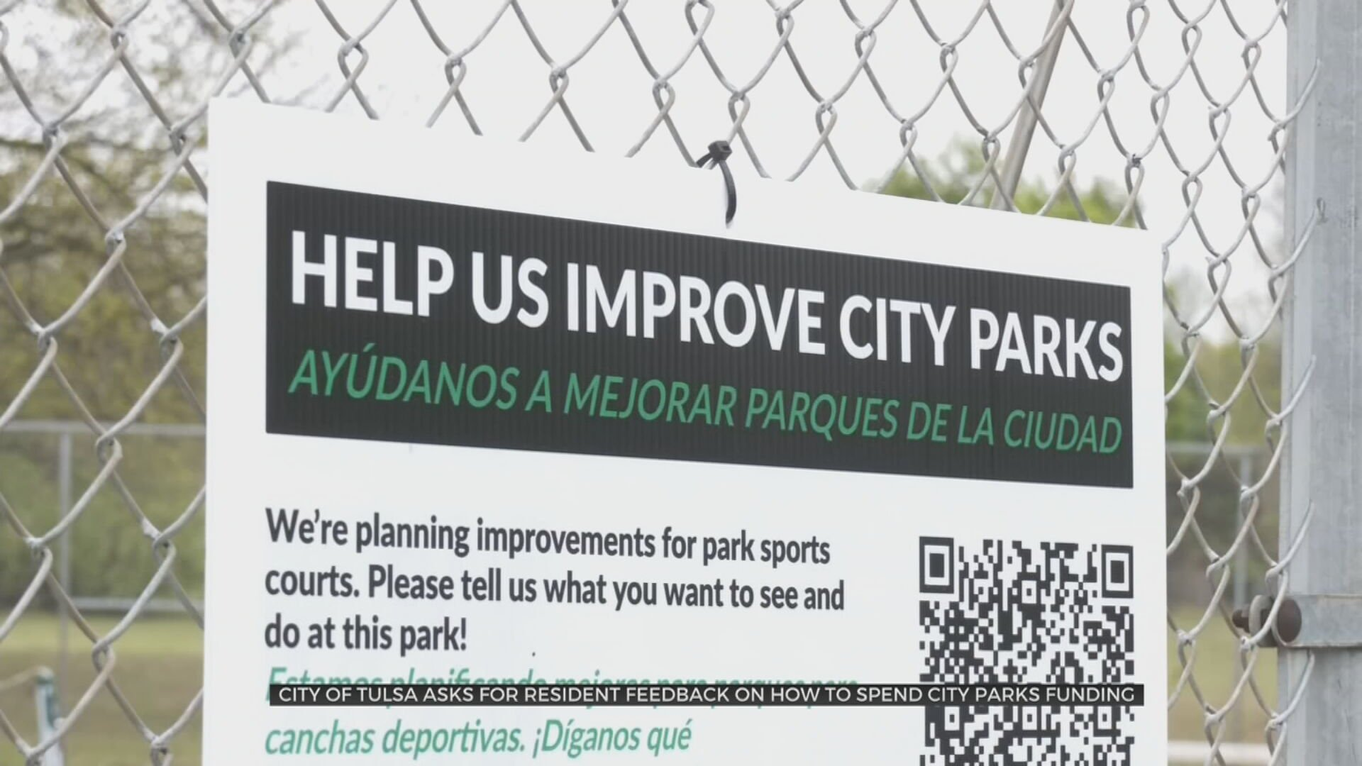 Tulsa Parks Seeks Input On Improvements For City's Sport Courts