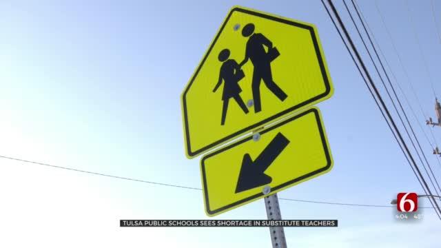 Tulsa Public Schools Looking To Hire Substitute Teachers