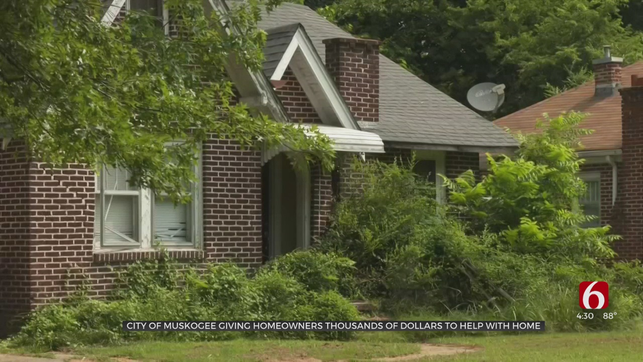Deadline Approaching For Muskogee Homeowners To Apply For Home Repair Aid
