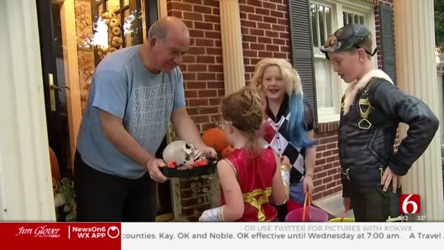 Tulsa Health Experts Offer Safety Advice For Halloween