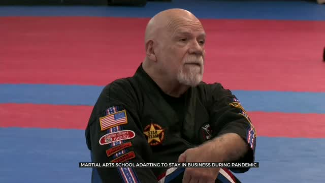 Collinsville Man Opens Tae Kwon Do Program Amid Pandemic
