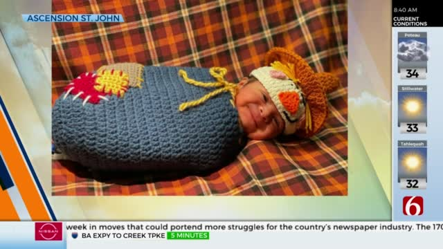 Watch: NICU Nurses Crochet Costumes For Babies First Halloween