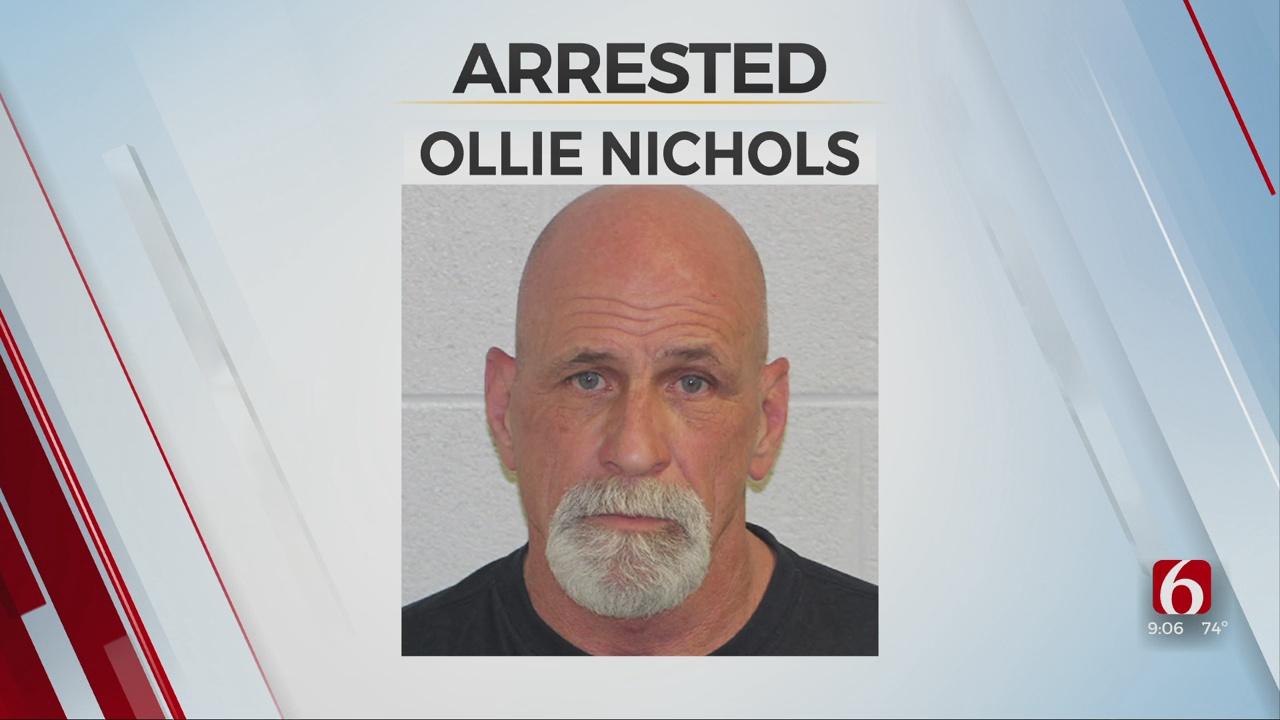 Man Accused Of Robbing Stigler High School Basketball Coach