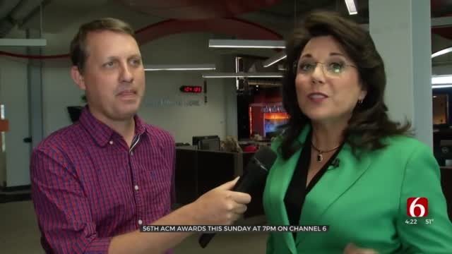 Watch: News On 6 Team Shares Their Love Of Country Music