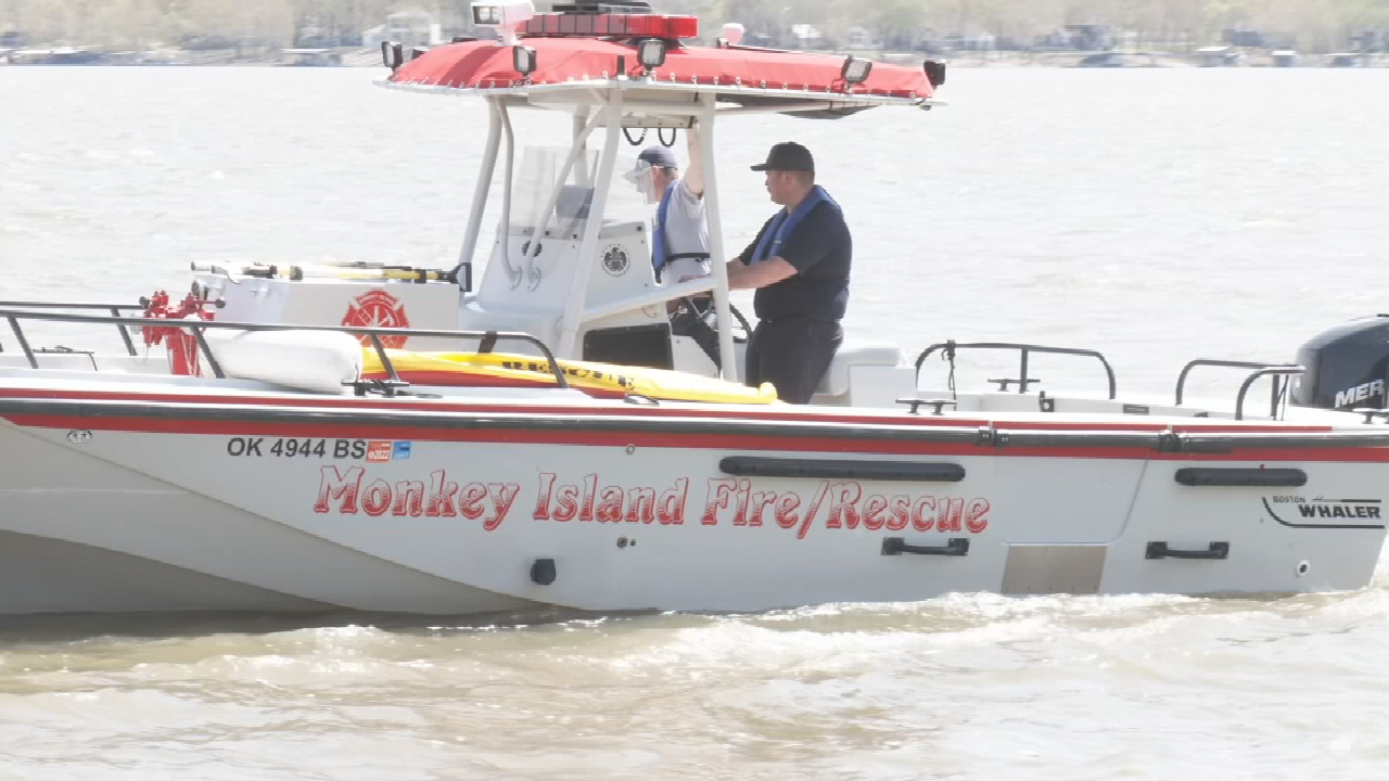 Monkey Island Fire Department Hires First Full-Time Firefighters For Emergencies