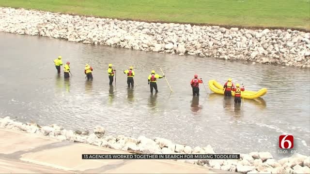 13 Agencies Work Together In Search Of Missing Toddlers