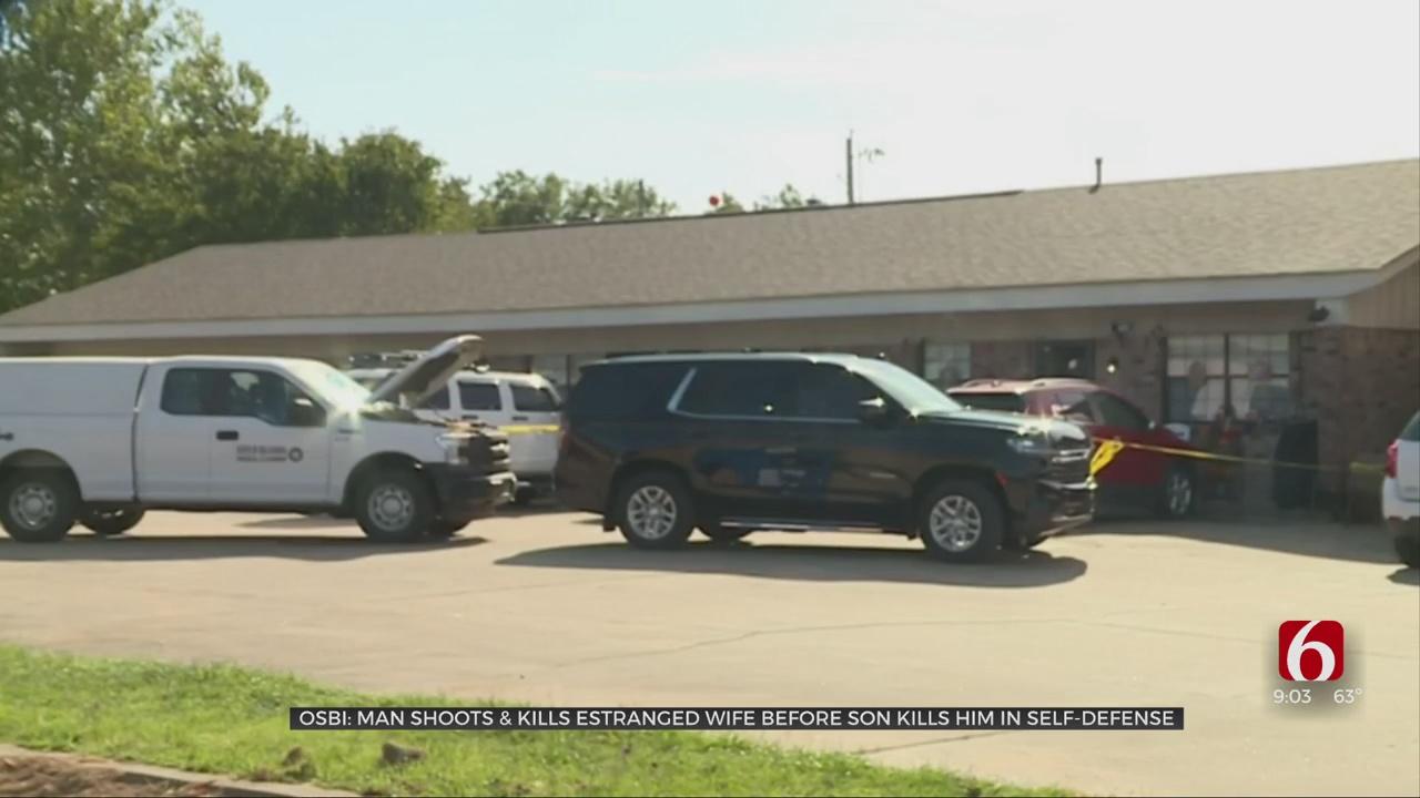 OSBI: Pocola Man Killed After Shooting, Killing Estranged Wife