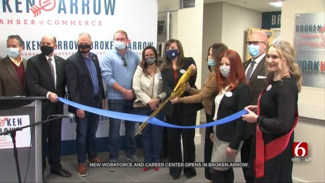 Broken Arrow Launches New Career Center To Serve As Community Tool