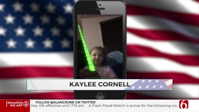 Daily Pledge: Kaylee Cornell