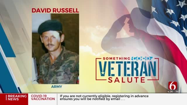 Veteran Salute: David Russell