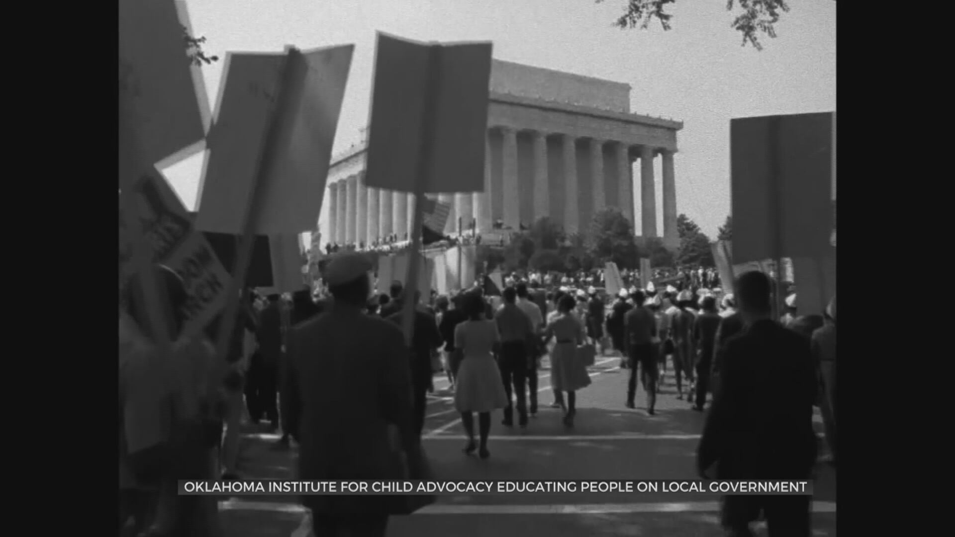 Honoring Dr. King, Oklahoma Organization Educates People To Advocate For Better Future