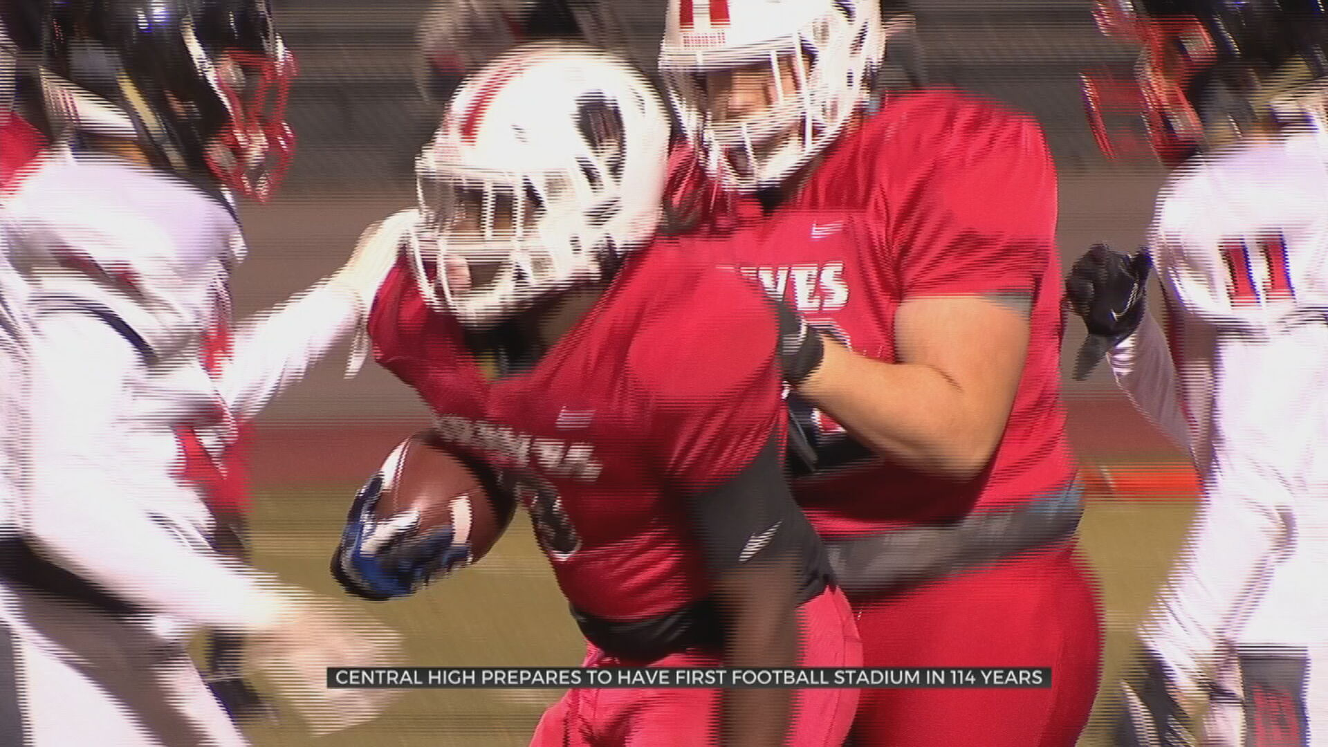 Central High School Prepares To Have First Football Stadium In 114 Years