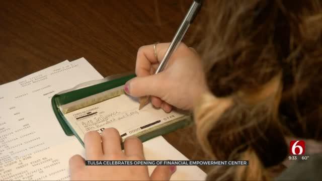 Tulsa Celebrates Opening Of Financial Empowerment Center