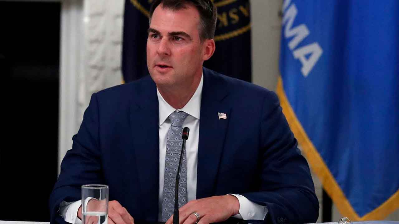 Gov. Stitt Signs 2022 State Budget Package Into Law