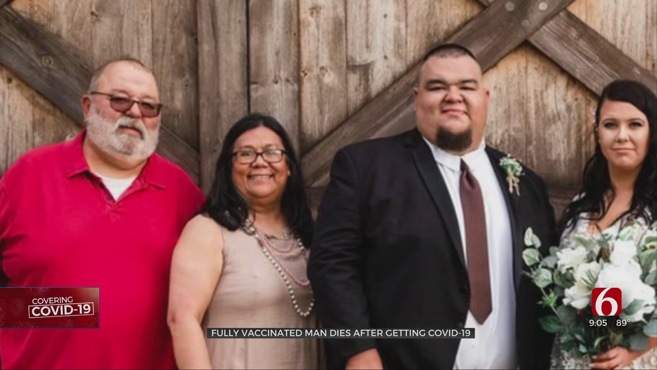 Claremore Family Mourns Loss Of Servant-Hearted Father To 'Breakthrough' COVID-19 Case