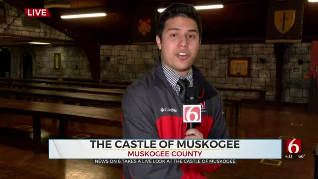 What's Great In The 918:Castle Of Muskogee