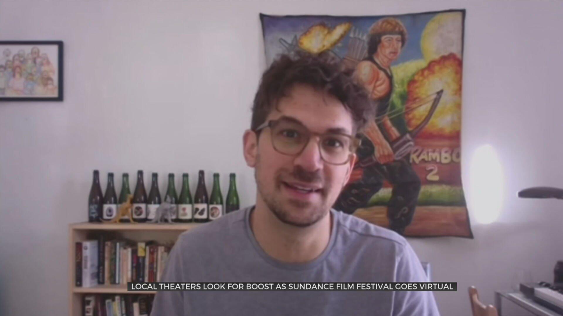 Virtual Sundance Film Festival Screens At Tulsa Theaters, Features Tulsa Filmmaker