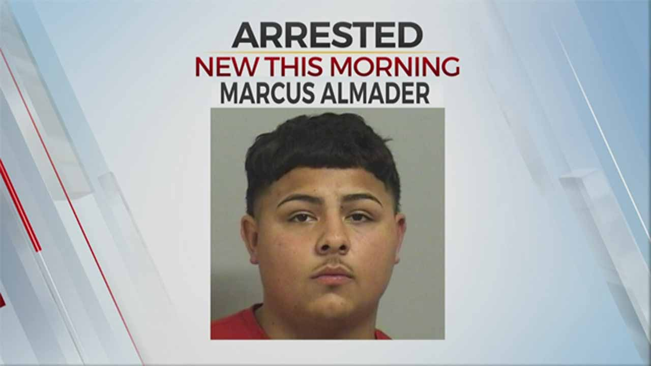 Tulsa Police Arrest Man Accused Of Intent To Distribute
