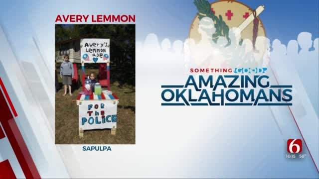 Amazing Oklahoman: Avery Lemmon