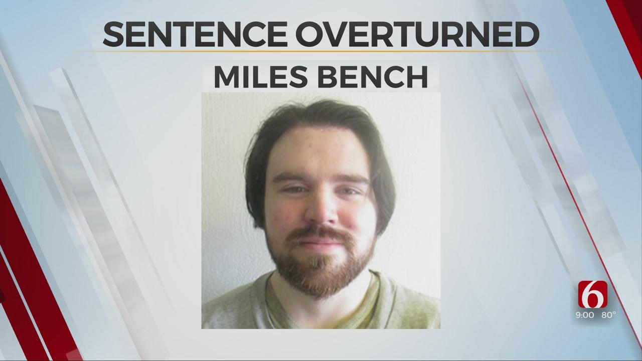 Oklahoma Court Of Criminal Appeals Overturns Death Sentence