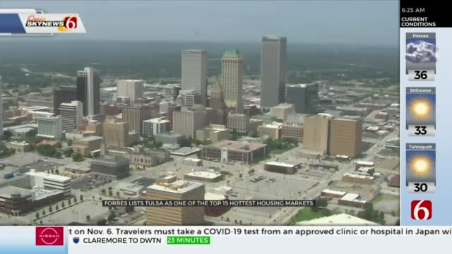 Tulsa Makes Forbes List Of 'Hottest Housing Markets'