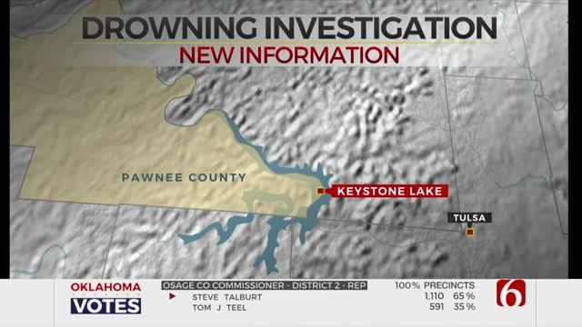 Army Corps Of Engineers Identify Body Found At Keystone Lake