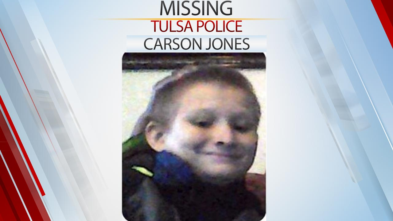 Tulsa Police Searching For Missing 14-Year-Old Boy