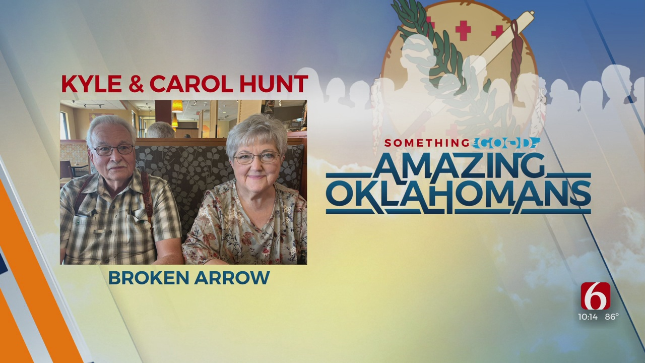 Amazing Oklahomans: Kyle & Carol Hunt