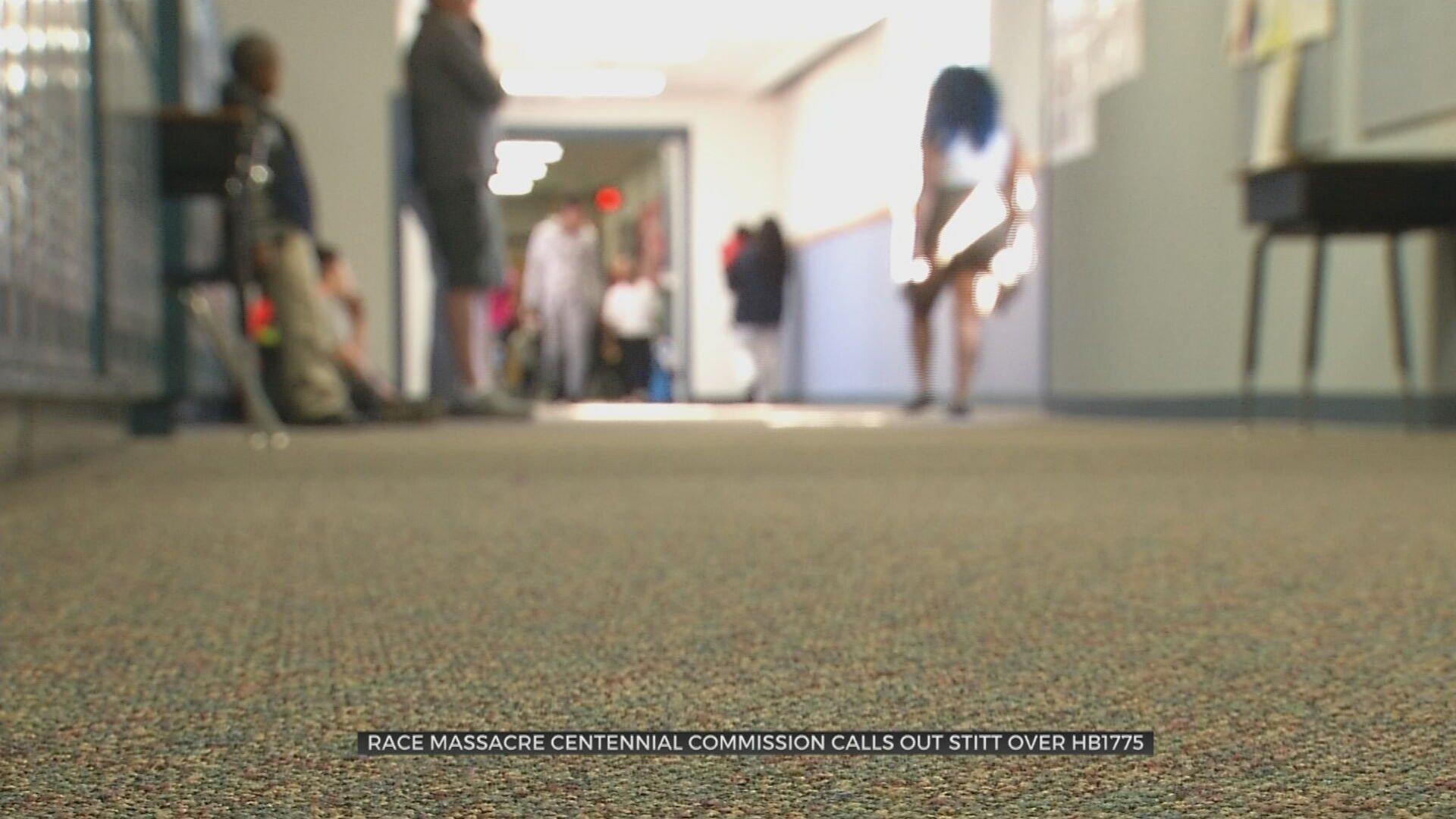 Race Massacre Centennial Commission Calls For Conversation With Gov. Stitt Over HB 1775