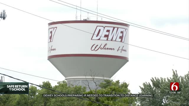 Dewey Schools Prepare In Case Transition To Distance Learning Is Needed